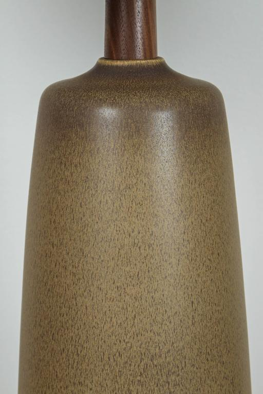 Contemporary Pair of Tor Lamps by Stone and Sawyer for Lawson-Fenning For Sale