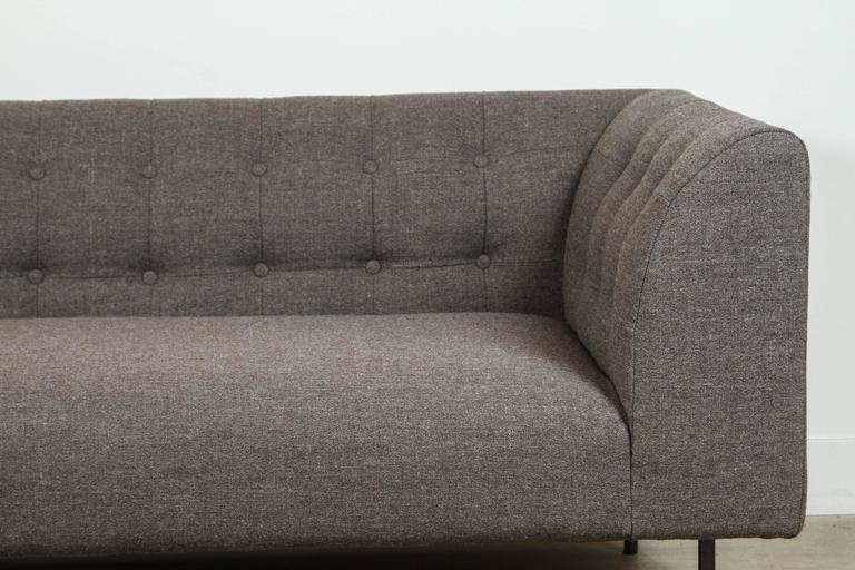 Mid-Century Modern Lansdowne # Seat Sofa by SCP For Sale