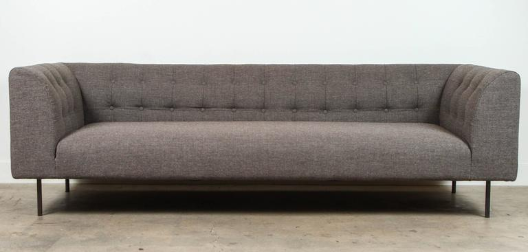 British Lansdowne # Seat Sofa by SCP For Sale