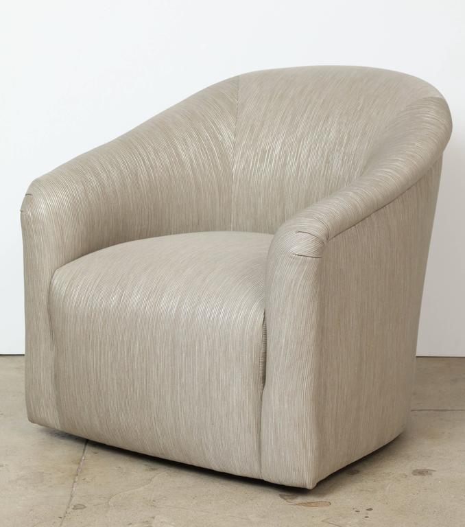Milo Baughman Club Chairs 2