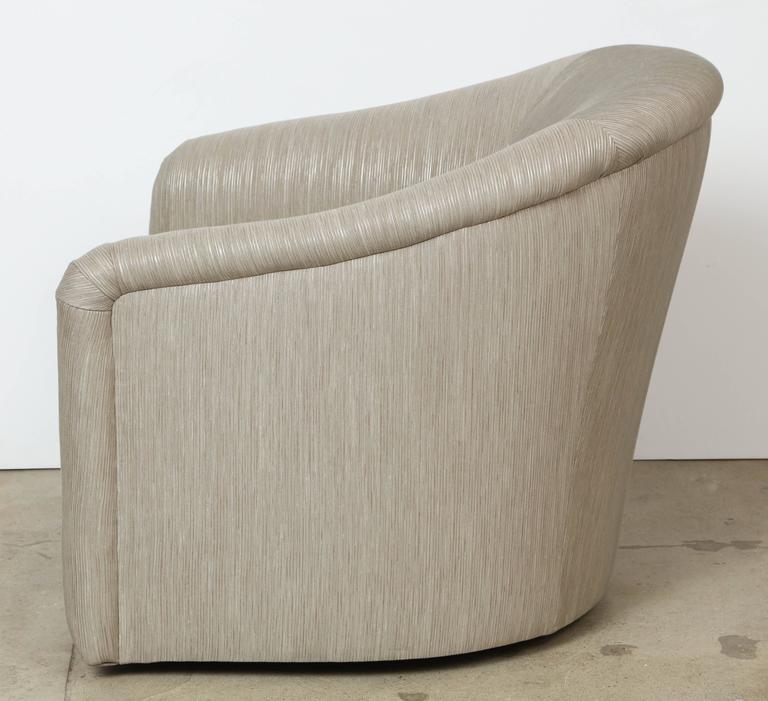 Milo Baughman Club Chairs 3