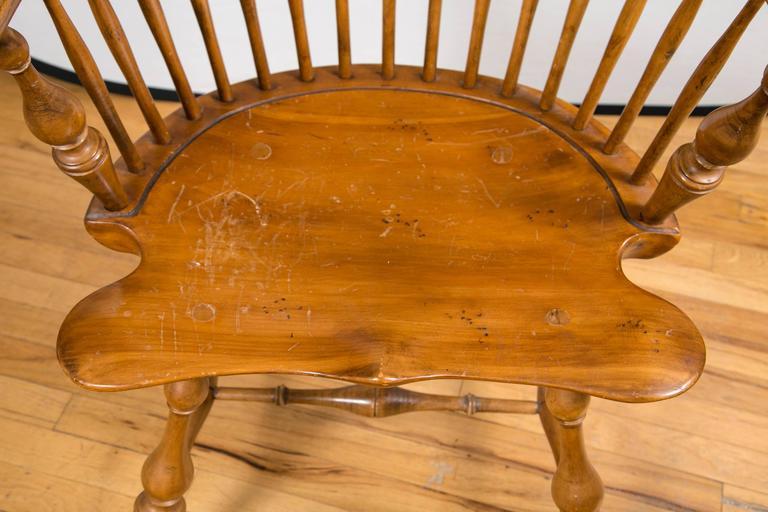 Knuckle Arm Windsor Chair 5
