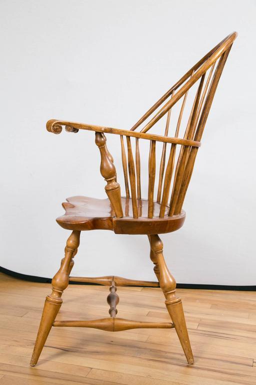 Knuckle Arm Windsor Chair 7