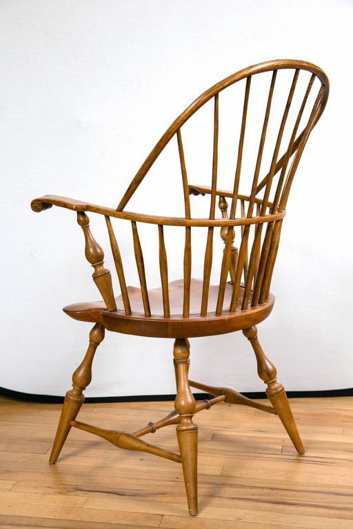 Knuckle Arm Windsor Chair 9