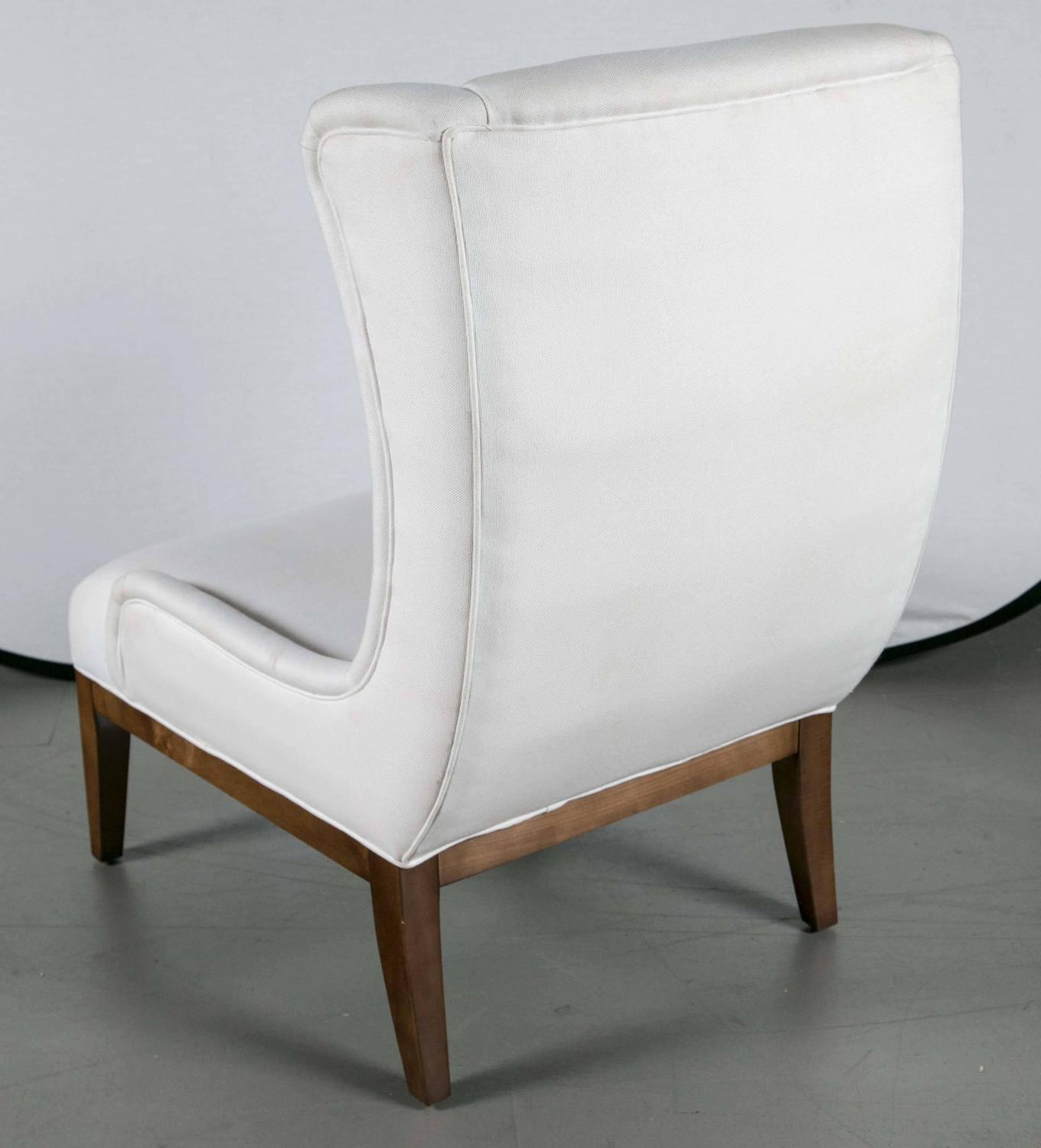 Unusual Furniture For Sale: Pair Of Unique Wing Chairs For Sale At 1stdibs