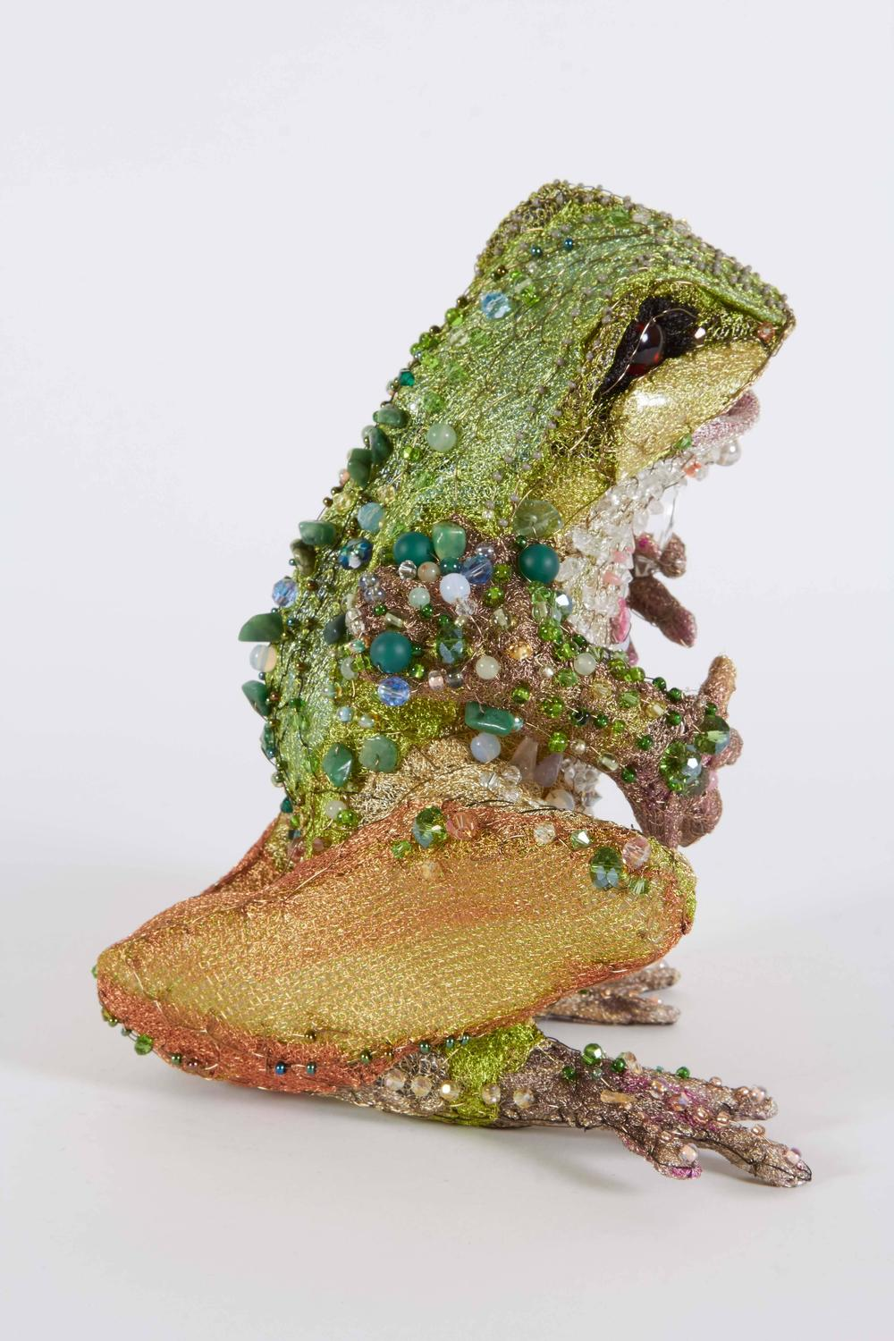 Beaded Decorative Frog For Sale At 1stdibs