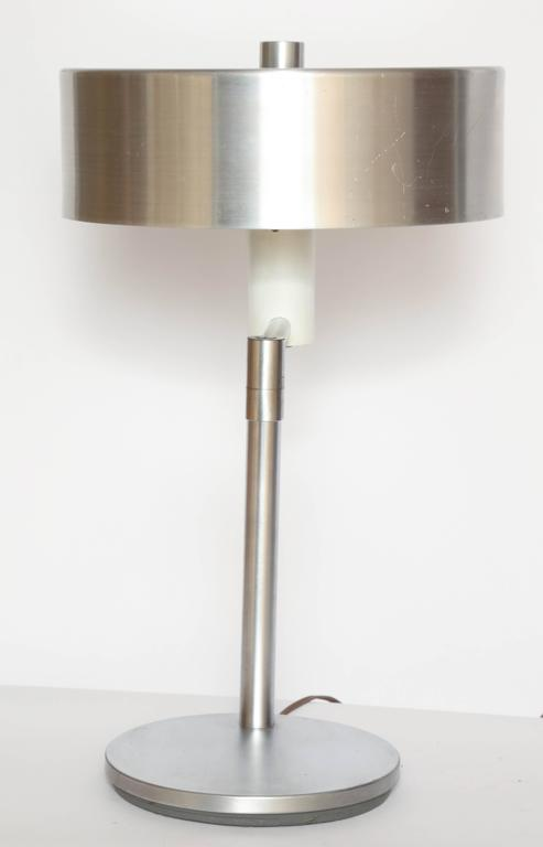 Walter Von Nessen 1930's, American Modern Articulated Table Lamp For Sale 2
