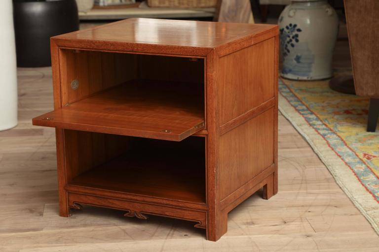 Michael Taylor Nightstand For Sale At 1stdibs