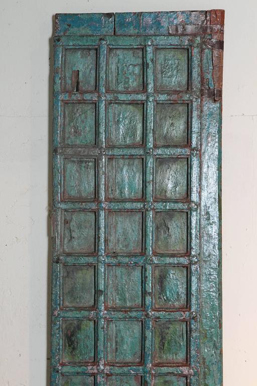 Pair of Antique Palace Doors in Original Patina In Excellent Condition For  Sale In Dallas, - Pair Of Antique Palace Doors In Original Patina For Sale At 1stdibs