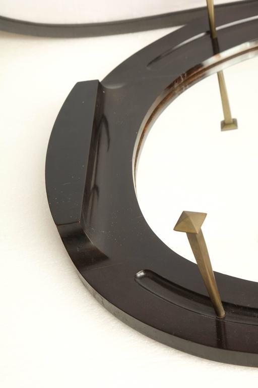 unusual horseshoe mirror at 1stdibs oskar zieta tafla mirrors unusual form reflects your
