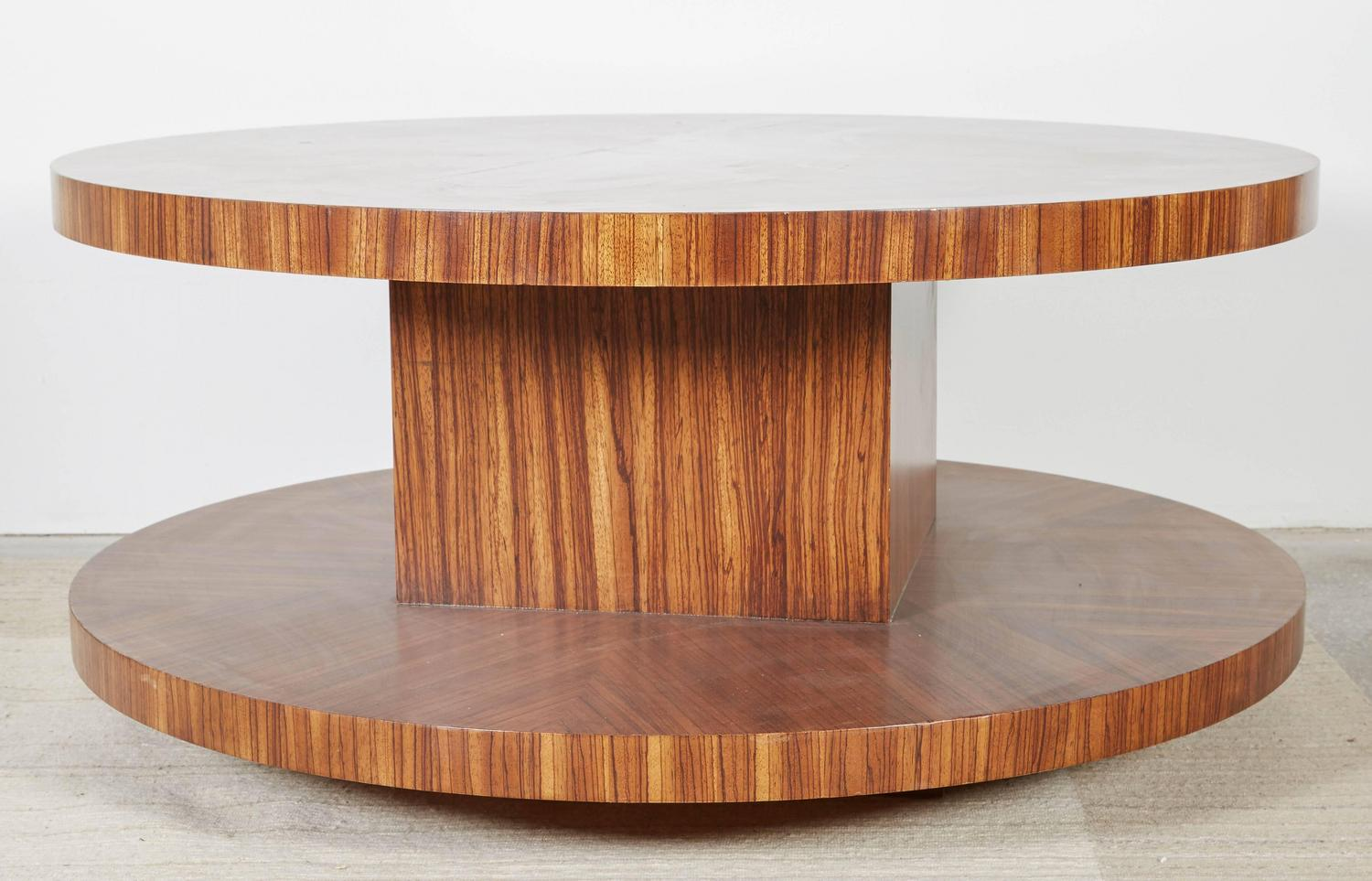 Https Www 1stdibs Com Furniture Tables Coffee Tables Cocktail Tables Rotating Modernist Coffee Table Id F 6076473