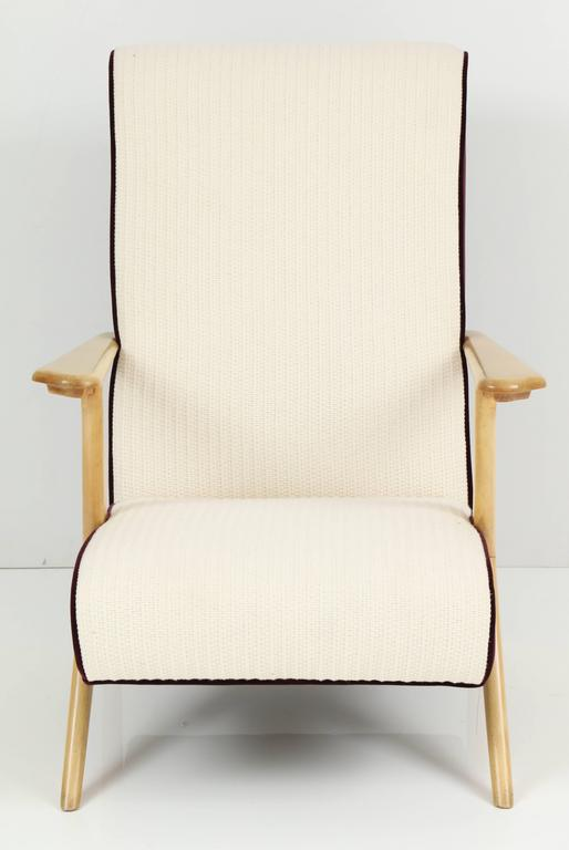 Carlo Mollino Attributed Armchairs 9