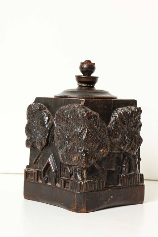 Unusual 18th Century Tobacco Jar, Possibly Irish 6