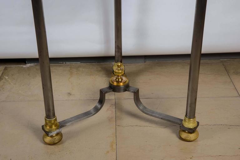 Set of Four Pedestals Attributed to Jansen 3