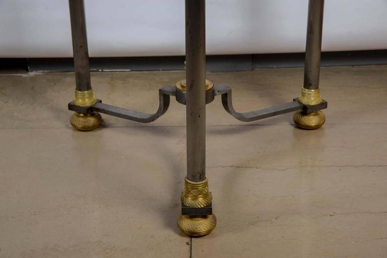 Set of Four Pedestals Attributed to Jansen 5