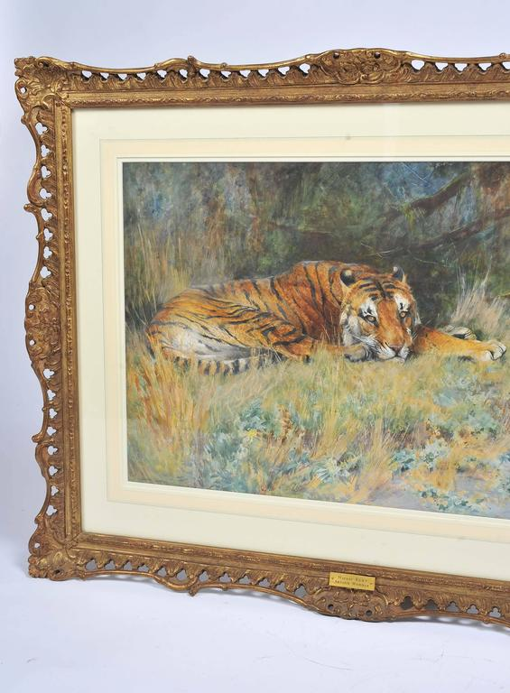 English Arthur Wardle, 'Midday rest' For Sale