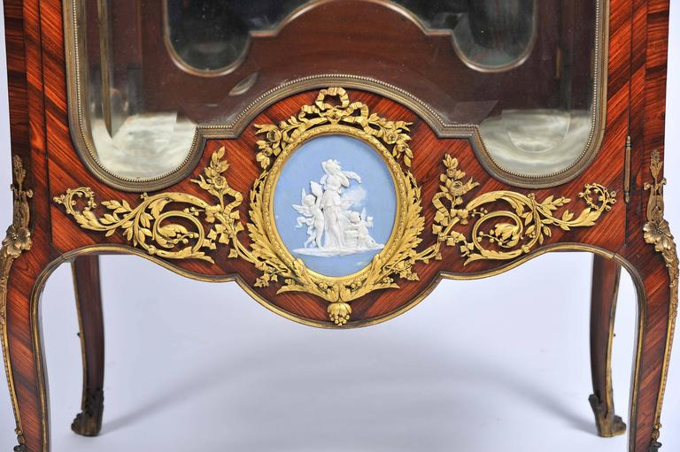 Signed Linke Vitrine, 19th Century For Sale 1