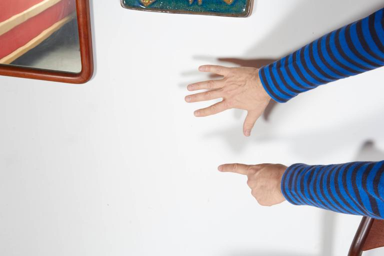 Teak Dining Chairs by Hans Wegner Sawbuck CH29, Set of Six 10