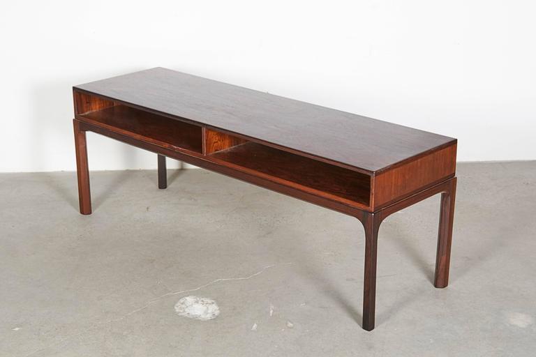 Mid Century Side Table by Kai Kristiansen 2