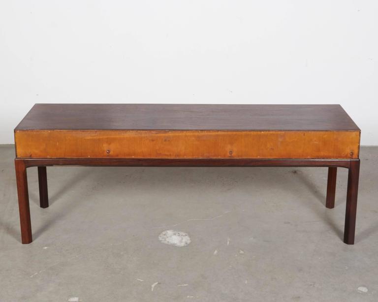 Mid Century Side Table by Kai Kristiansen 5