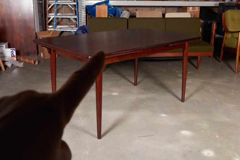 Rectangular Rosewood Dining Table by Omann Jun 7