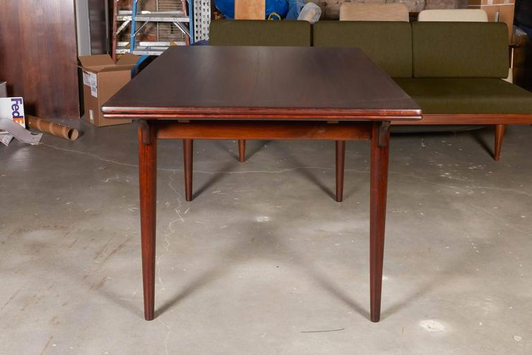 Rectangular Rosewood Dining Table by Omann Jun 8