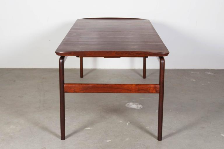 Mid Century Rosewood Coffee Table by Hvidt & Mølgaard 5