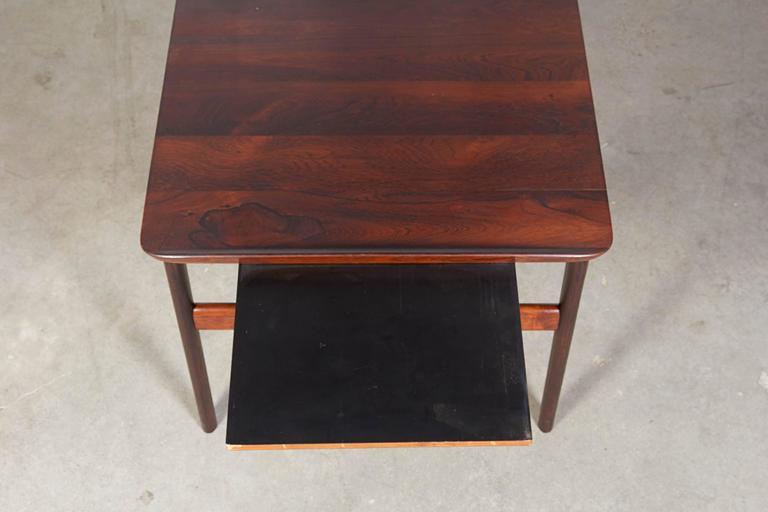 Mid Century Rosewood Coffee Table by Hvidt & Mølgaard 6
