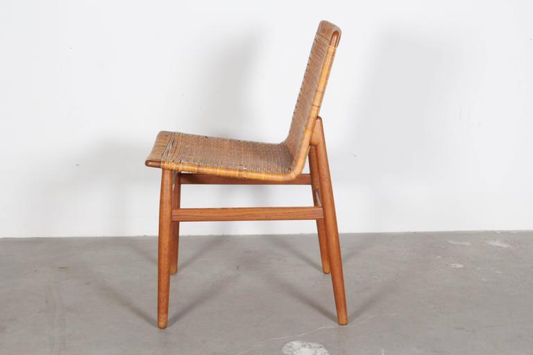 Wicker Desk Chair 4