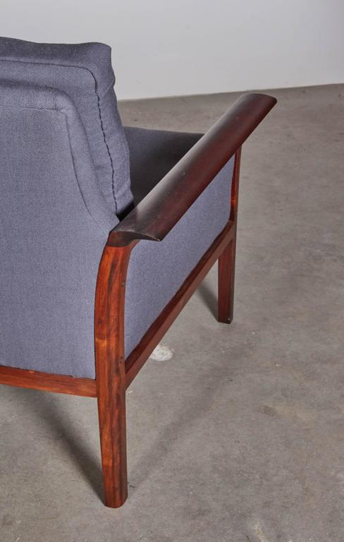 Mid Century Four-Seat Sofa by Knut Saeter  6