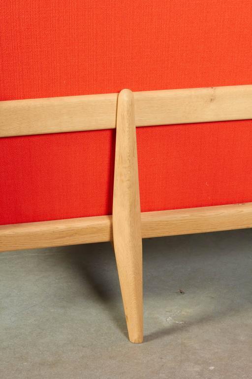 HW Klein Orange Sofa 6