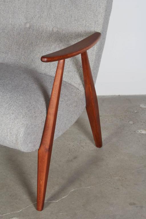 Mid Century Teak Arm Chair 2