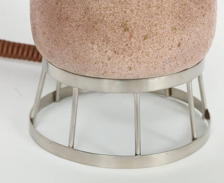 20th Century Tye of California Ceramic Lamps For Sale