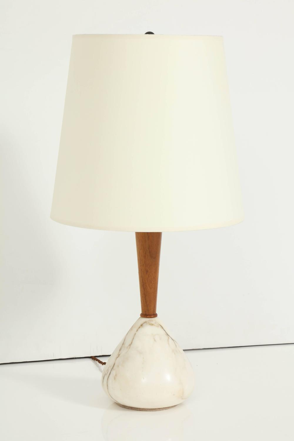 Pair Of Bedside Lamps For Sale At 1stdibs