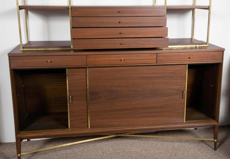 Paul McCobb Cabinet or Display 5