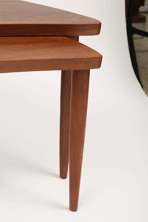 George Nakashima Sundra tables manufactured by