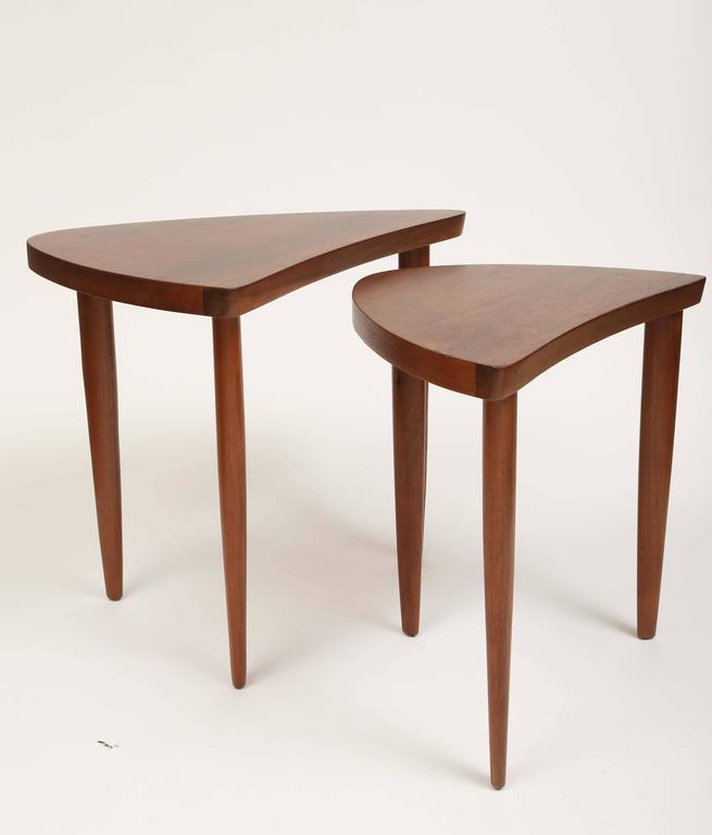 George Nakashima Sundra Tables In Good Condition For Sale In West Palm Beach, FL