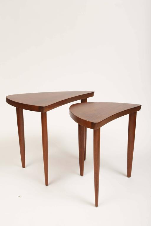 Mid-20th Century George Nakashima Sundra Tables For Sale