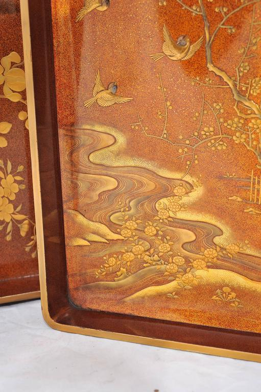 Fine Quality Japanese Lacquer Box For Sale 1