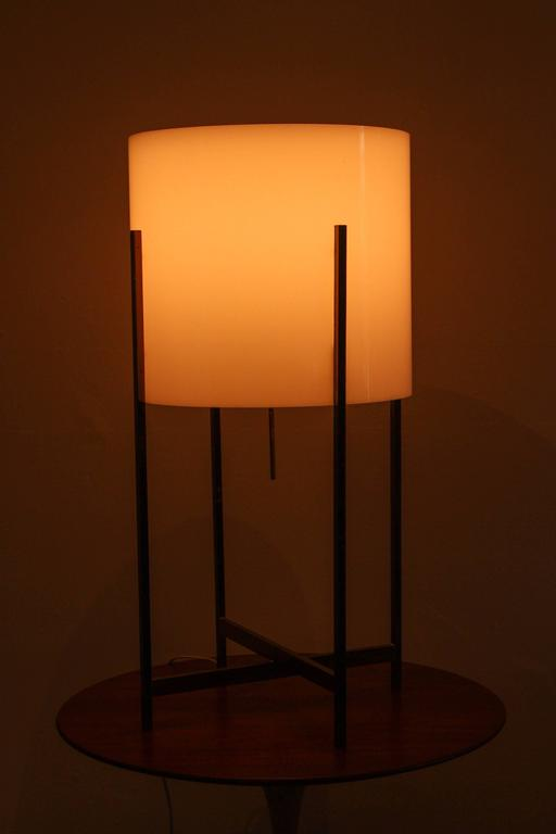 1970s Habitat Brass Table Lamp 2