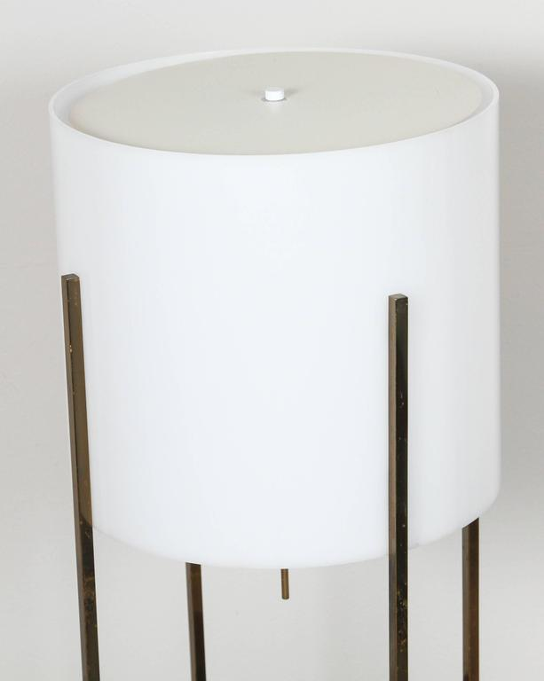 1970s Habitat Brass Table Lamp 4