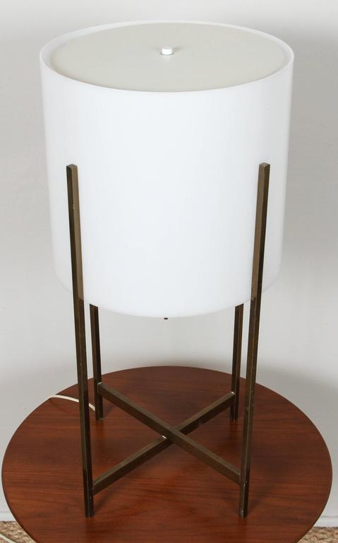 1970s Habitat Brass Table Lamp 5