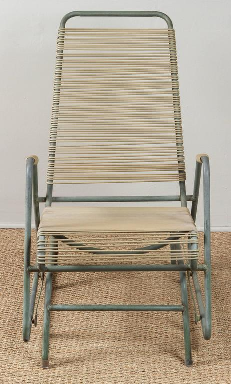 Walter Lamb Style Glider Chair For Sale 1