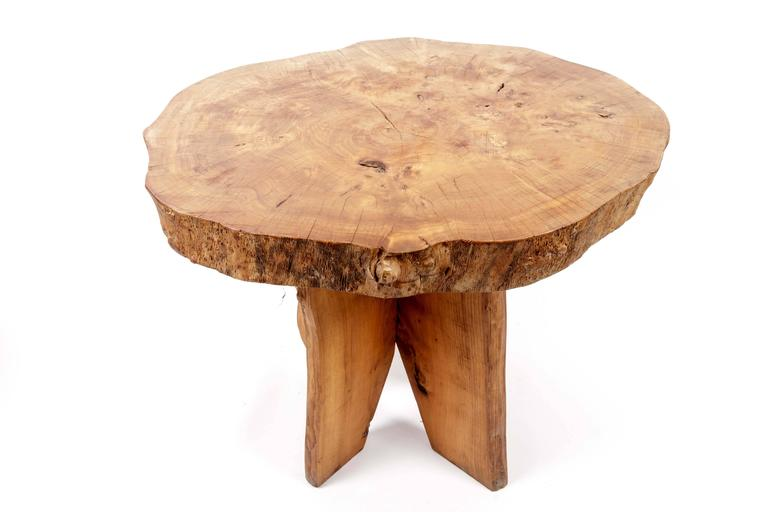 Wooden Live Edge Table 10