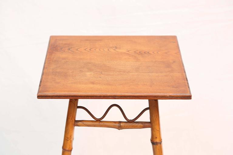 Superb 19th Century Bamboo Stand 3