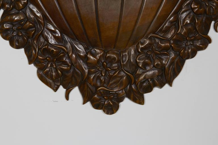 French Art Deco Wall-Sconces For Sale