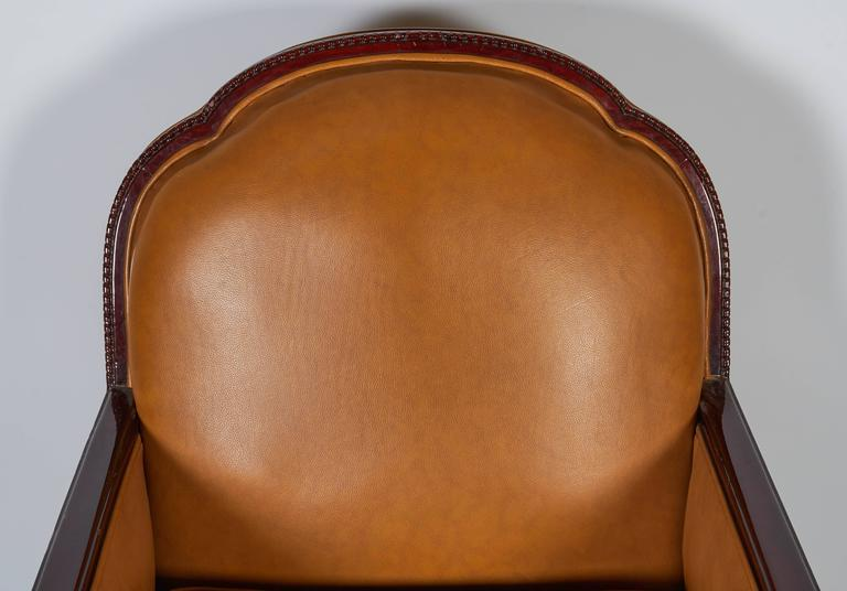 French Art Deco Armchairs In Good Condition For Sale In Bridgewater, CT