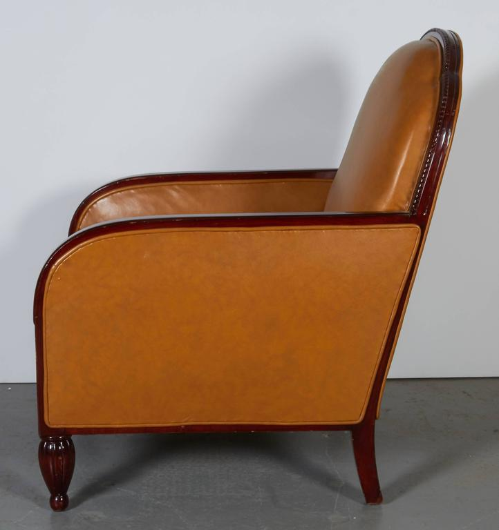 20th Century French Art Deco Armchairs For Sale