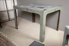 Industrial Zinc Table