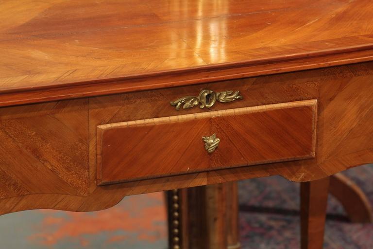 19th Century French Vanity or Jewelry Chest In Distressed Condition For Sale In Seattle, WA